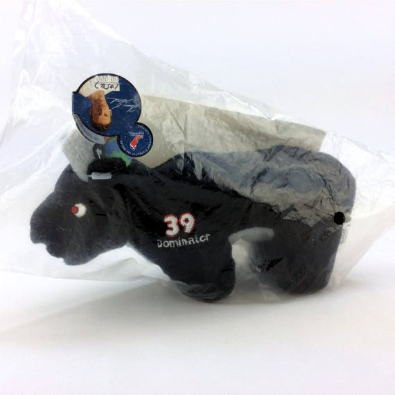Dominik Hasek Plush Buffalo Dominator Stuffed Animal Limited Etsy