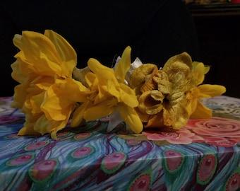 Chica Flower Tiara