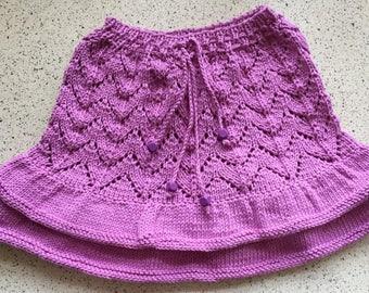 Vinter nederdel