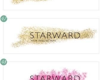 blog header design, Custom Banner, Photography logo, restaurant logo, spa header logo, jewellery logo template, fashion blog header