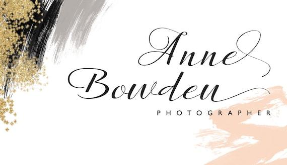 Cartes De Visite Imprimables Nom Modle Carte Photographie Bricolage
