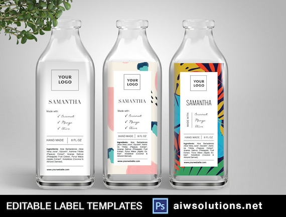 Bottle Label Template Photoshop from i.etsystatic.com