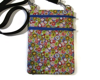 c4ad1abcd767 Fabric cross body bag