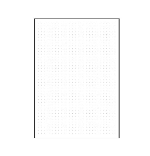 A5 dots paper