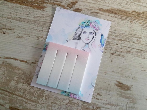 Sticky pageflags ombre pastel
