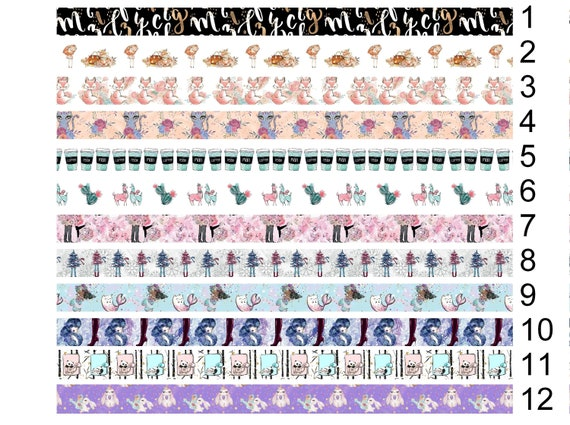 LovedbyGaby washi/masking tape