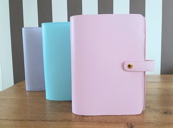 """LovedbyGaby A5 planners """"pastel"""""""