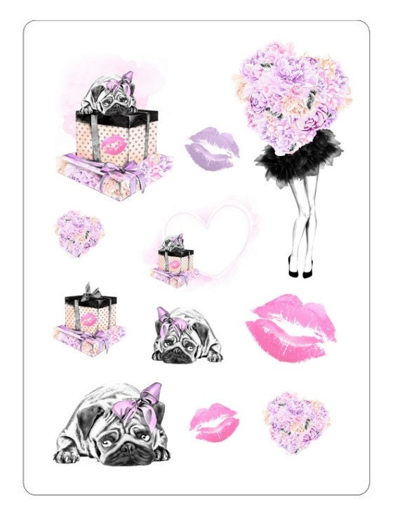"LovedbyGaby stickers ""cute"""