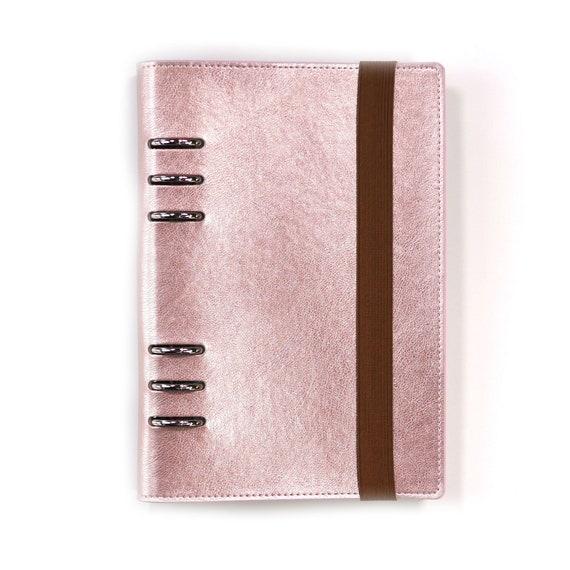 Elizabeth craft designs essentials planner Rose Gold