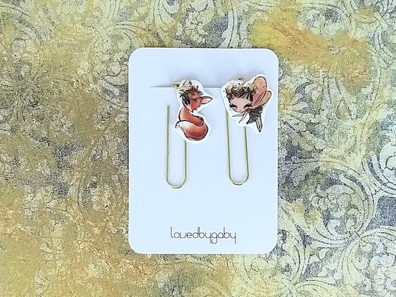 LovedbyGaby Paperclips sets 1