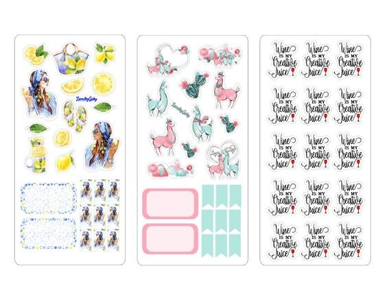 LovedbyGaby medium stickers 1