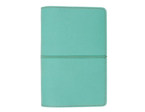 A7 pocket planner elastic mint