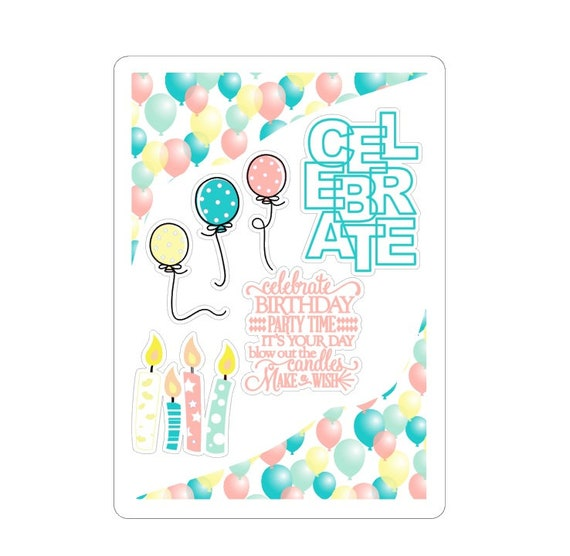 "LovedbyGaby stickers ""bullet kit"" birthdays"