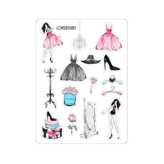 LovedbyGaby stickers Fashiongirl