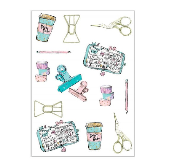 "LovedbyGaby dashboards ""stationery"""