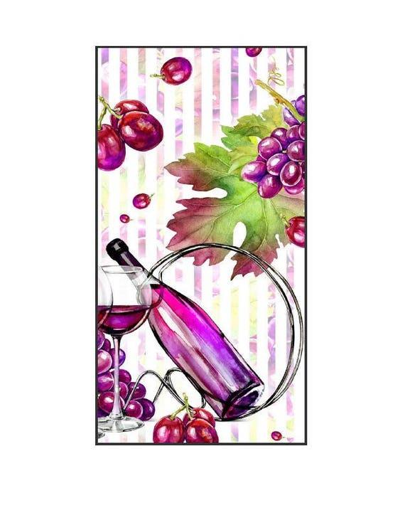 "TN regular notebook ""wine"""