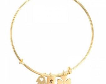 Good luck bracelet gold