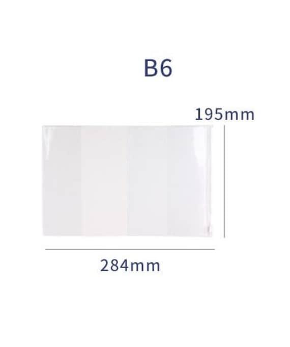B6 TN zip pouches