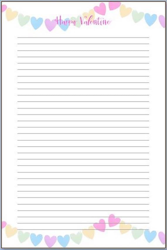 """Notepads """"Valentine"""""""