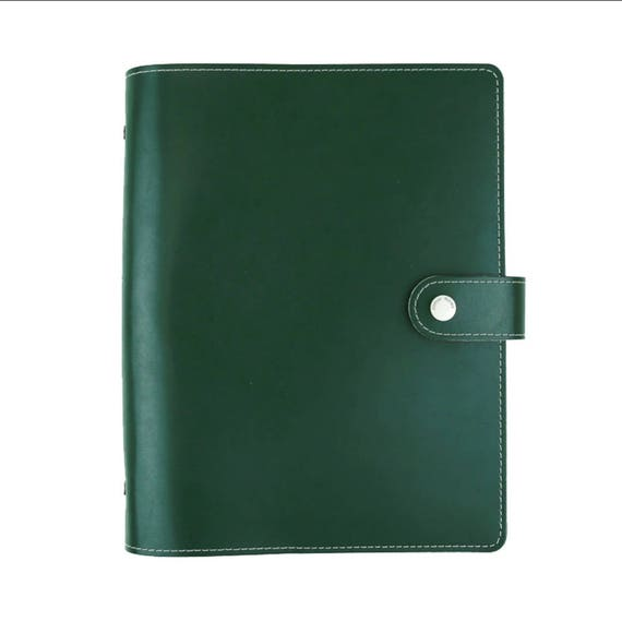 A5 or personal orginal planner Green