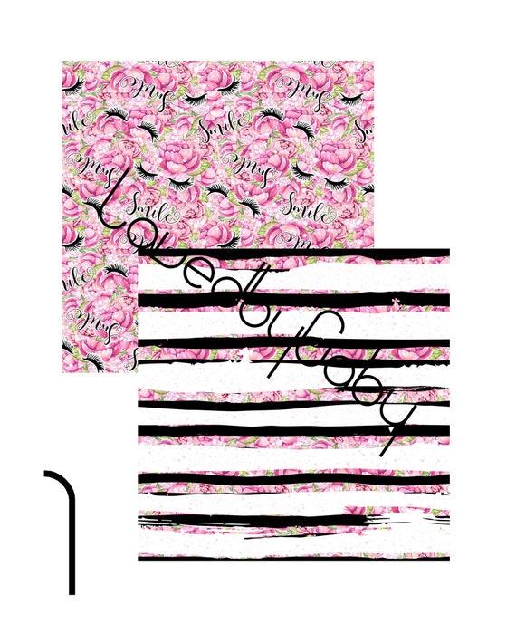 "LovedbyGaby scrapbook paper ""Happy mugs"""