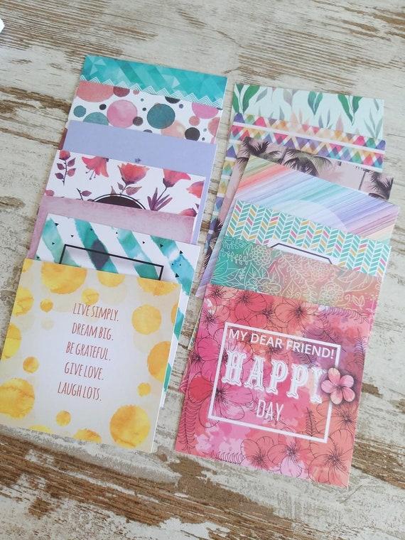 Journaling card set