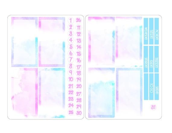 TN regular boxes sticker kits 5