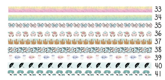 LovedbyGaby washi / masking tape