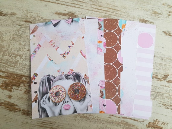 A5 slim dividers sets