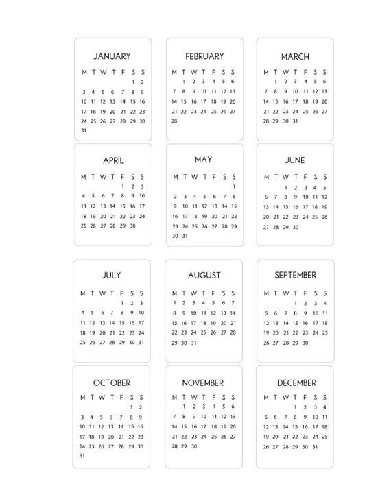 LovedbyGaby ephemera die cuts monthly 2022