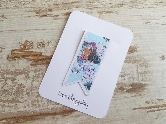 Magnetic bookmarks 3
