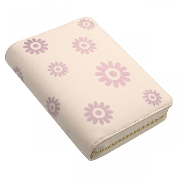 Dokibook personal zipped blossom rosegold