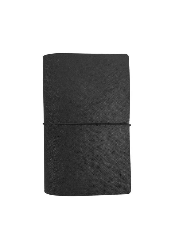 LovedbyGaby travelers notebook black/gold