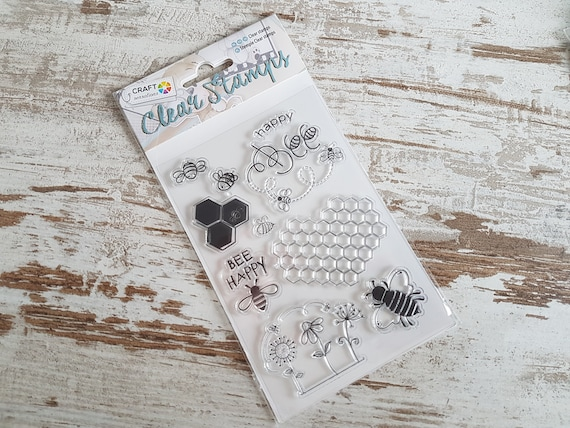 Clear stamps 4x6