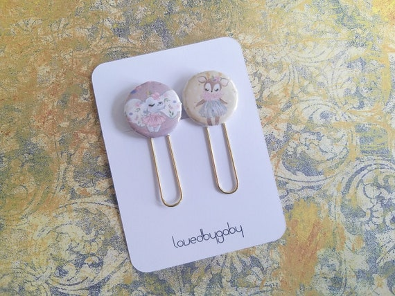 Set of 2 paperclips