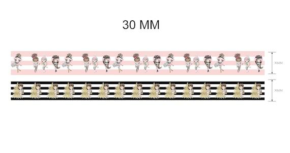LovedbyGaby washi/masking tape 30 mm