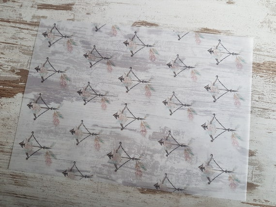 A4 Vellum designs 1