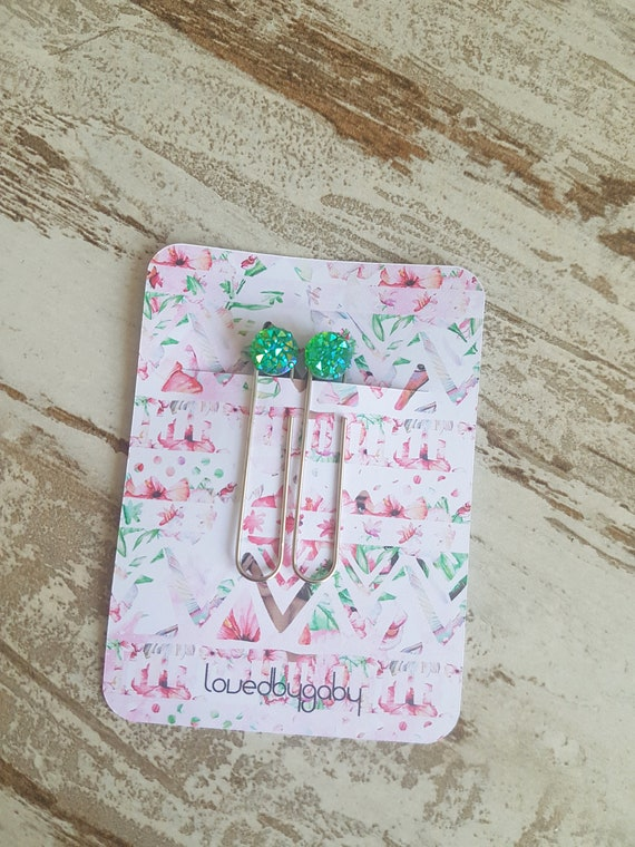 LovedbyGaby paperclip sets