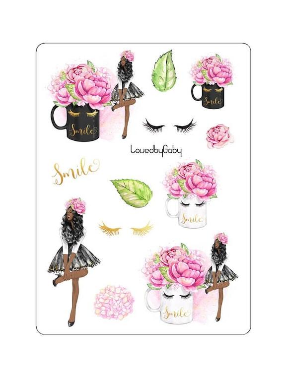 "LovedbyGaby stickers ""Lovely mug"""