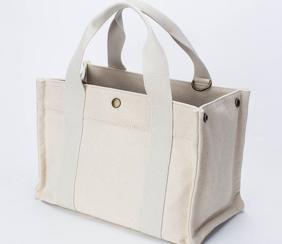 Stationery canvas bag