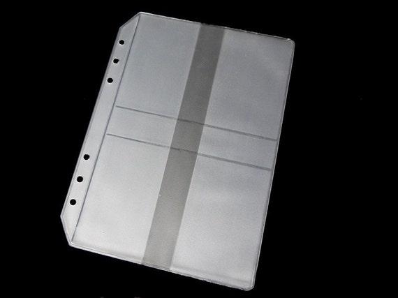 A5 cardholder