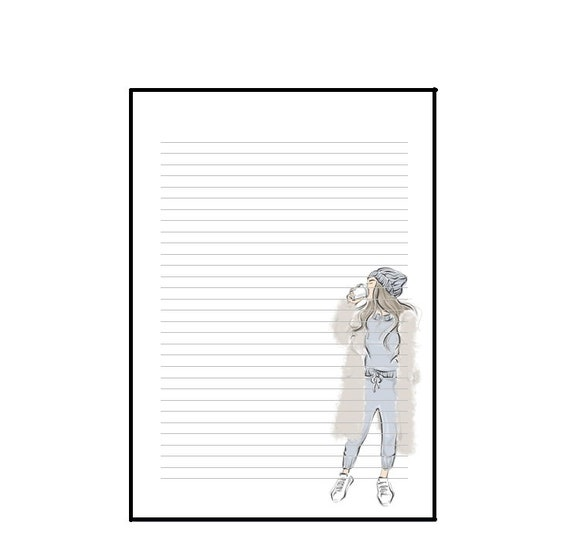 LovedbyGaby notepads or inserts