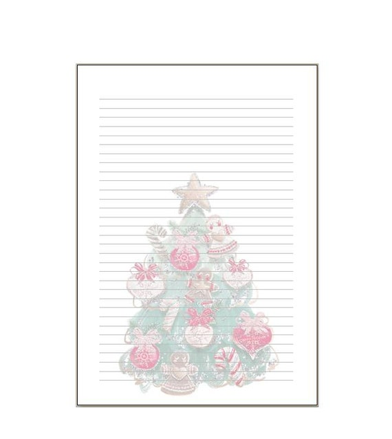 "Notepads ""Christmas"""
