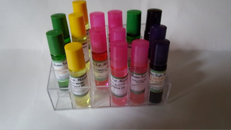 Roll-on Imported Fragrance Oils / Exotic Fragrances