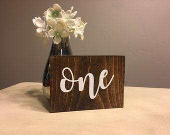 Numéros de table en bois, numéros de table en bois, numéros de table de mariage, numéros de table de mariage rustique, numéros de table rustique en bois, numéros de table