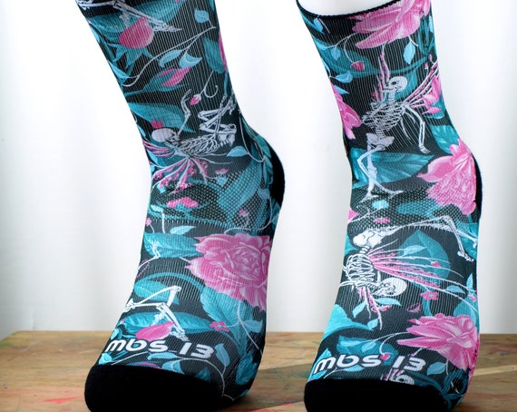 MBS Socks 13 Roses
