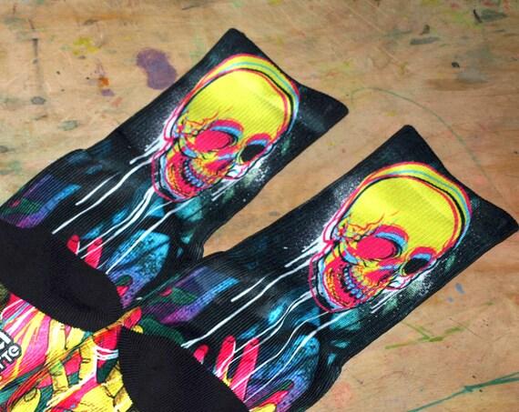 Socks MBS 13 NEW SKULL