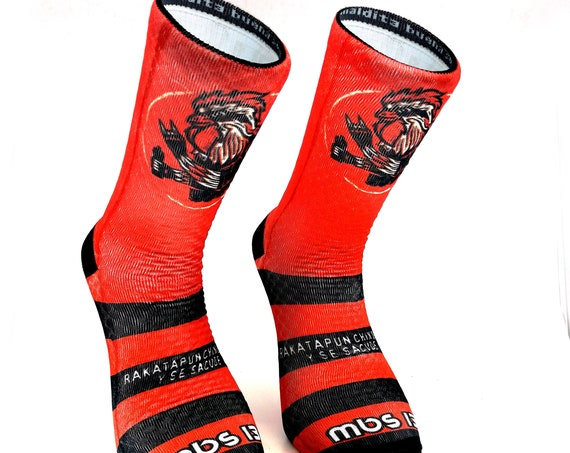 MBS13 THE GALLO UP Socks