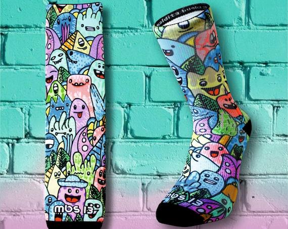 Socks MBS 13 BRITO