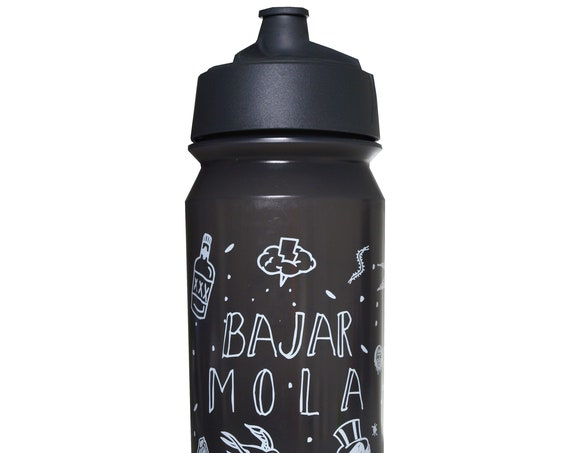 "Cycling bottle MBS ""Climb screw-down Mola"""